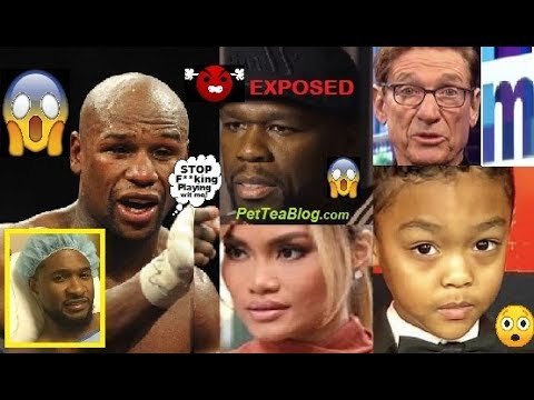 floyd-mayweather-says-50-cent-has-herpes-from-dj-his-mixed-son-is-not-his-exposed