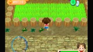 Harvest Moon Magical Melody Farm Tour