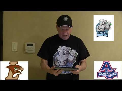 American vs Lehigh 1/27/20 Free College Basketball Pick and Prediction CBB Betting Tips