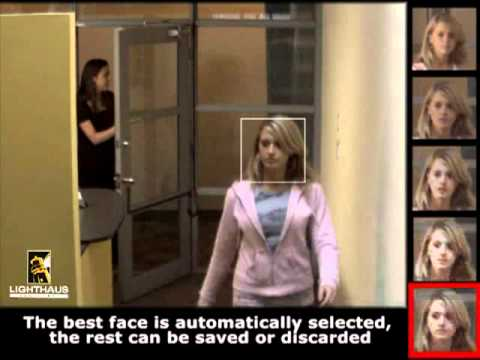 Intelligent Video Analytics - Face Detection - LightHaus Logic