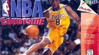 (EPISODE 1,074) RETRO GAMING: Kobe Bryant in NBA Courtside (N64) APRIL 27, 1998