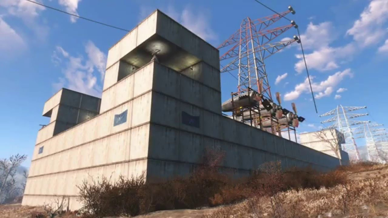 Building A Settlement In Fallout