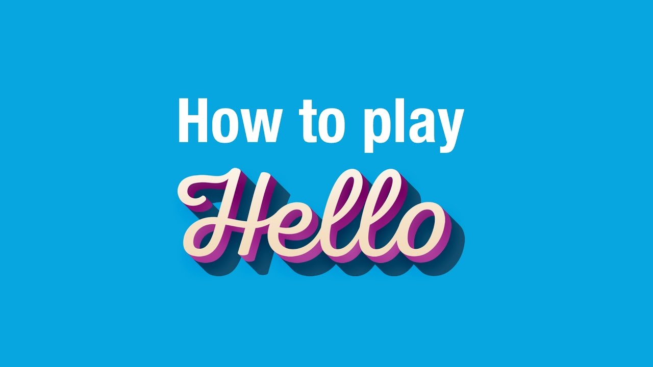 Hello Game Home Edition Common Practice