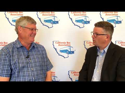 An Interview with Tom Giddens from Pacific Coachways