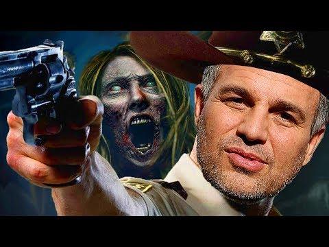 Mark Ruffalo's Zombie Nightmare (RE2 'No Way Out')
