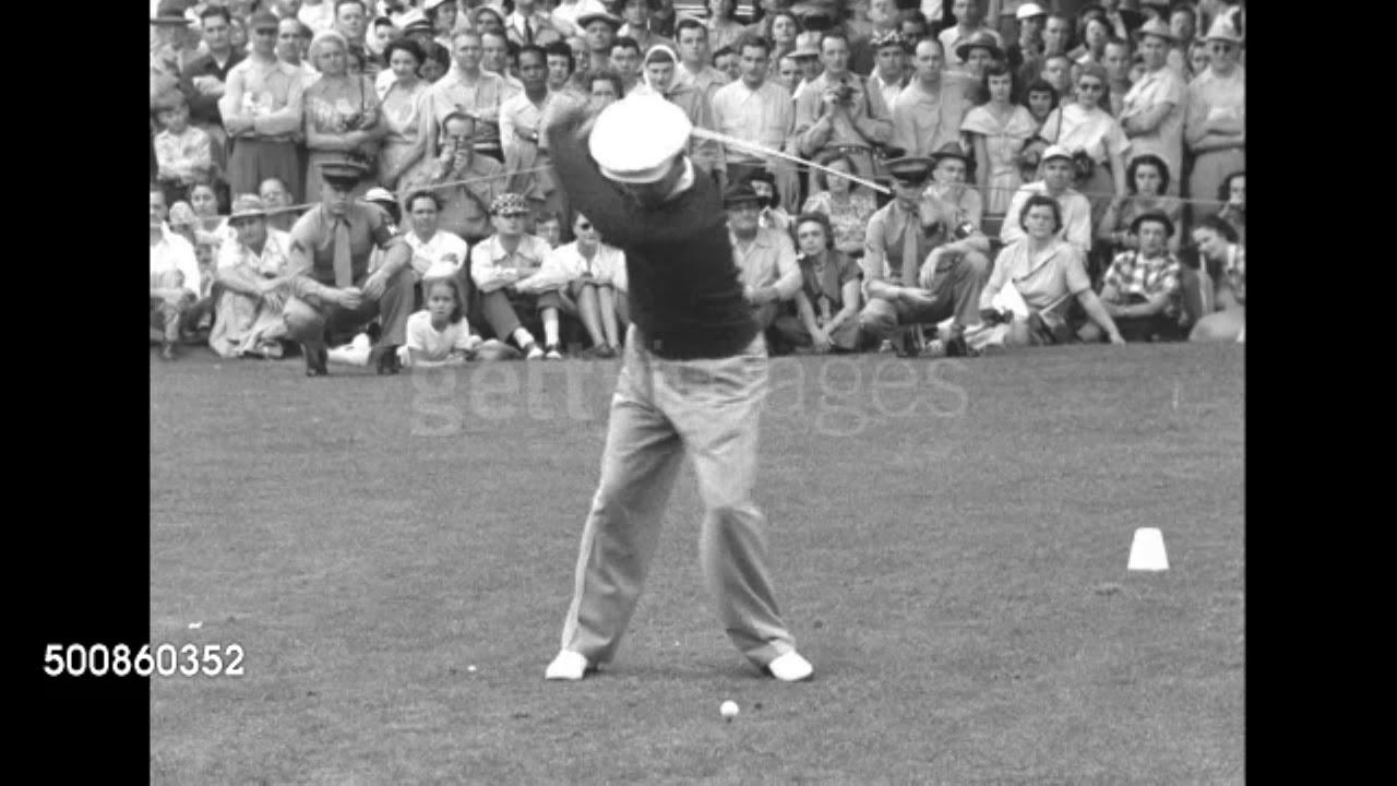 Ben Hogan Golf Swing Youtube