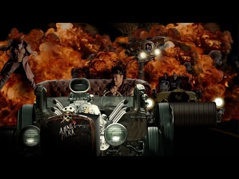 Chitty Chitty Bang Bang - Steampunk Music By Abney Park