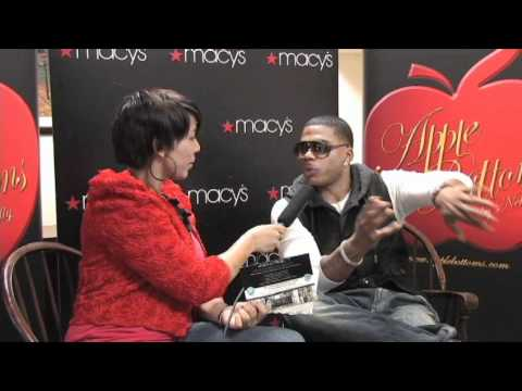 Nelly, Apple Bottom Jeans interview - YouTube