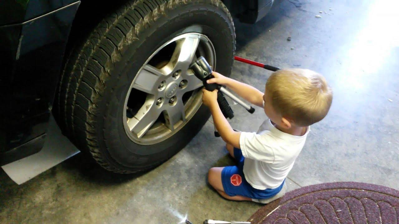 kid mechanic youtube