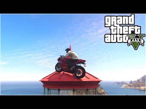GTA 5 Stunt Montage | Nomad Union - V