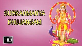 Sri Subrahmanya Bhujangam - Lord Murugan Songs - Anuradha Krishnamurthy