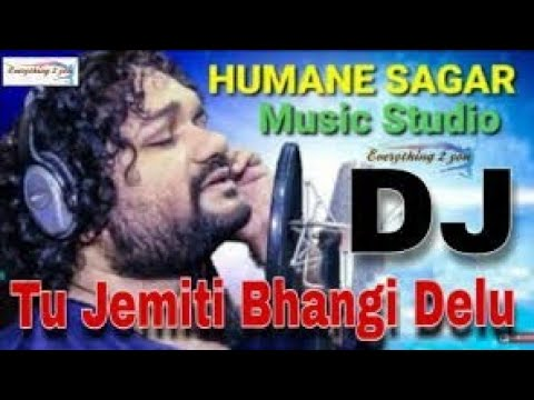Tu Jemiti Bhangi Delu Mo Hrudaya || 2019 New Human Sagar Sad Love (vaibret Mix) Dj Song