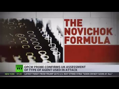 Skripal saga: So what is Novichok nerve agent and who can produce it?