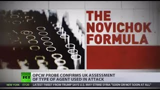 Skripal saga: So what is Novichok nerve agent and who can produce it? thumbnail