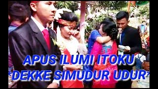Lungun hian lagu buat itonya || Dekke Simudur-udur || Shety simamora & Agustinus Simamora