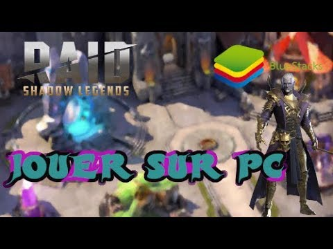 Jouer sur PC / RAID :Shadow legends