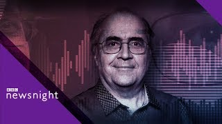Danny Baker: Was his sacking inevitable? DISCUSSION - BBC Newsnight