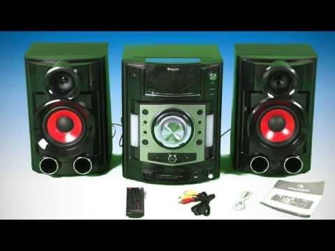 Auna MCD-84 Hifi DVD Stereoanlage