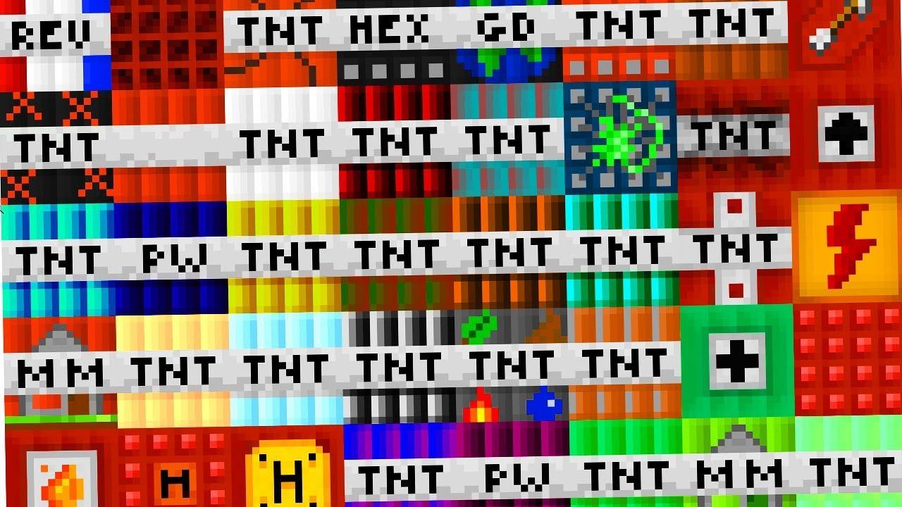 71 NOWYCH TNT W MINECRAFT!