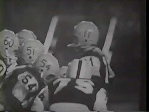 1962 CFL TORONTO ARGOS VS HAMILTON TIGER CATS ORIGINAL TV BROADCASTS