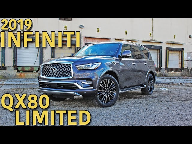 Video Review 2019 Infiniti Qx80 Limited Leftlanenews