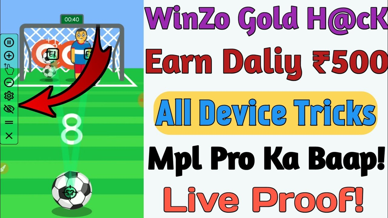WinZo Gold New H@ck Tricks Working In All Device | WinZo Gold All Device Hack Tricks | TrickySK
