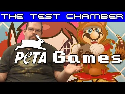 peta games the test chamber youtube