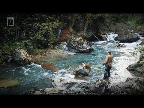 Tenkara Fly Manipulation (Trailer)