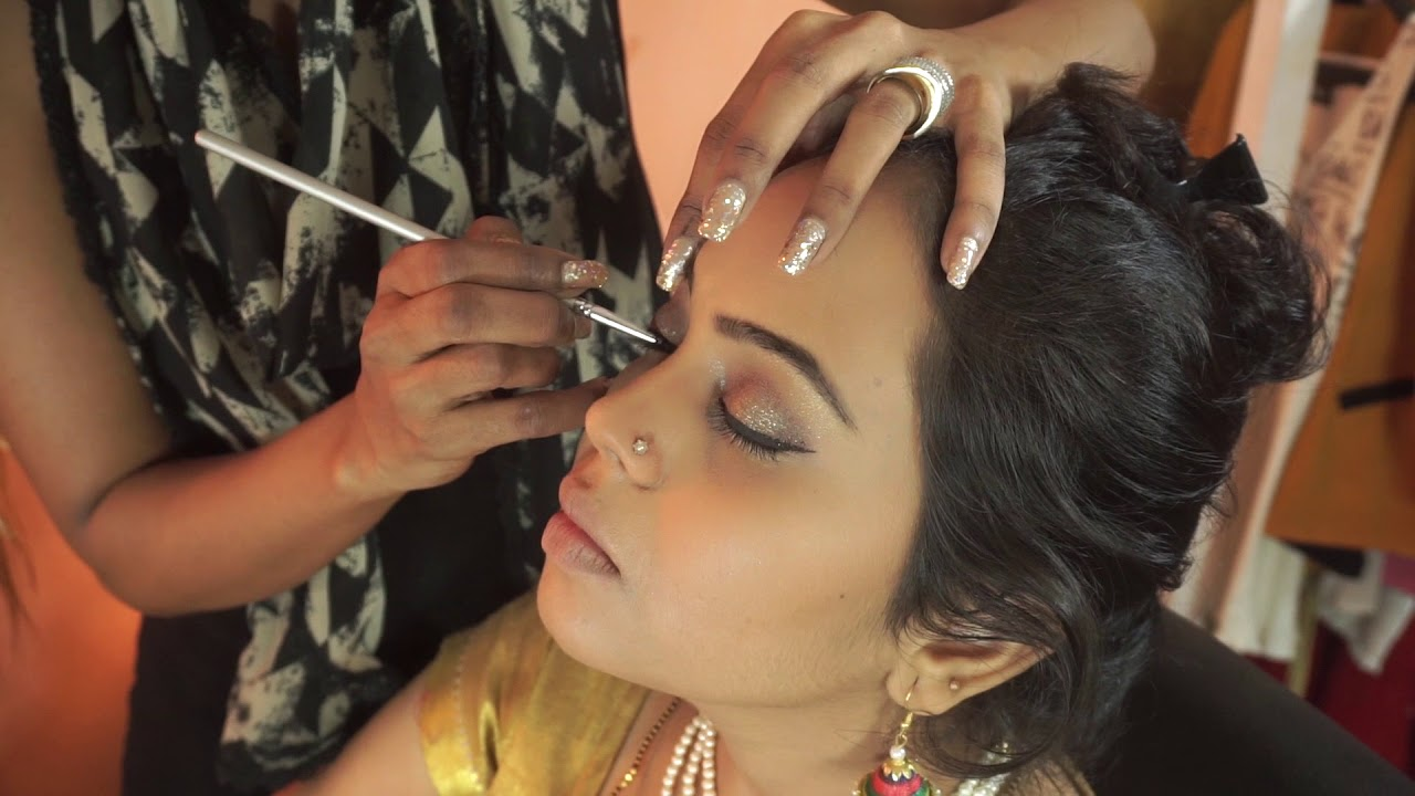 Full Makeover Housewife Makeup And Hair For Wedding Party Hi