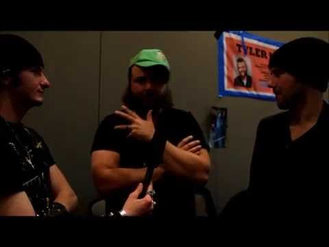 Interview with Tyler Labine and Kyle Labine