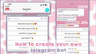 ➤ wish birthday guna bot je?! | tutorial buat bot telegram screenshot 5