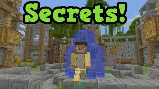 Minecraft Xbox One / PS4 TU36 Secrets - LOBBY