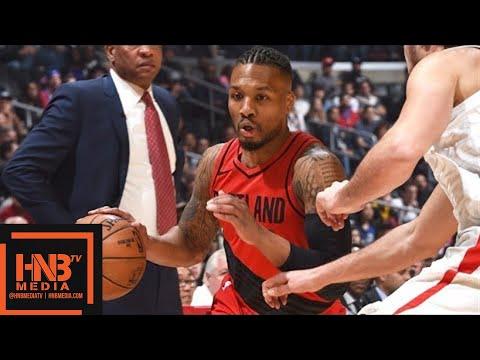 LA Clippers vs Portland Trail Blazers Full Game Highlights / Jan 30 / 2017-18 NBA Season
