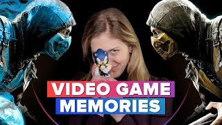 Our favorite video game memories of yesteryear