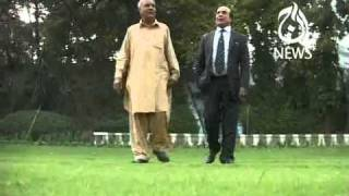 """ TUM KITNAY BHUTTO MARO GA "" Poet at Governer House Lahore"