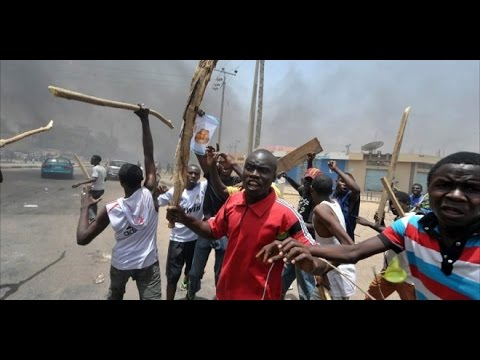 Yorubas vs Igbos Clash In Lagos, Million Of Naira Properties Destroyed