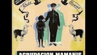 Reir por no llorar -Agrupación Mamanis 1996 Disco