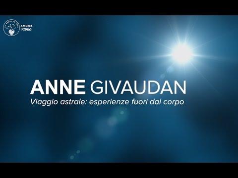 Anne Givaudan - Fuori dal corpo (anteprima)