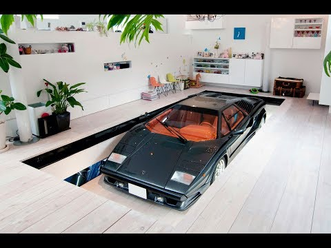 Must Watch!! 7 Cool Parking Garage Ideas | Solution For Small Houses