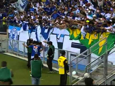 Gol Espetacular de Everton Ribeiro - Cruzeiro 2x1 Flamengo - The most beautiful goal of the year Vídeos De Viagens