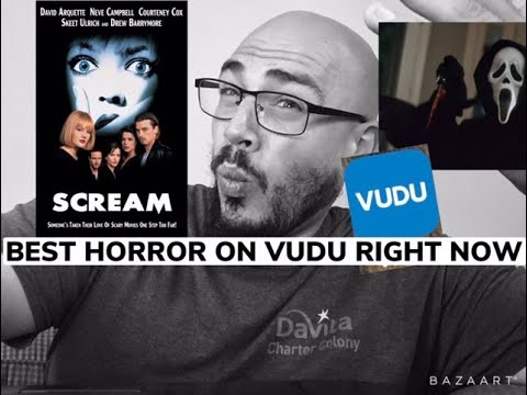 Download BEST HORROR MOVIES ON VUDU RIGHT NOW // BEST HORROR STREAMING ON VUDU // HORROR-ABLE SHOW! BLURAY