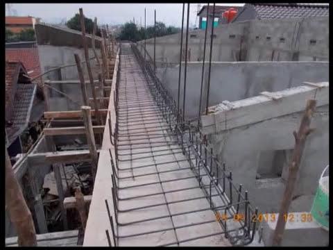 Arsitek dan Kontraktor | Pembangunan Rumah Minimalis Mewah 2 lantai Oleh PT AMP Kontraktor Rumah