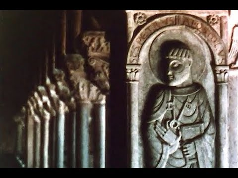 Medieval Art Documentary: The Road to Santiago Compostela (1968)