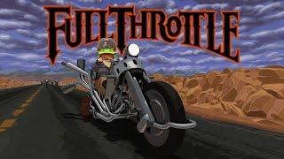Full Throttle (Vollgas) Remastered | Livestream | LowRez HD | deutsch