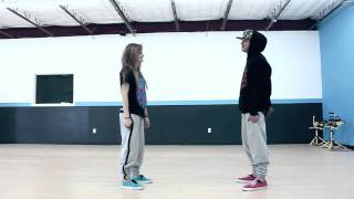 Repeat youtube video A Family Feud featuring Brian Puspos (Mos Wanted) & Chachi Gonzales (I.Am.Me)