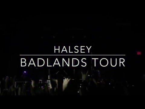 Halsey - Gasoline Live - nov.3.15 Toronto