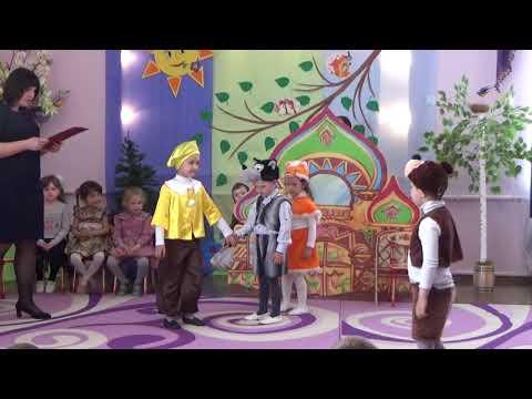 Пасхальный праздник в детском саду.  2019 г.