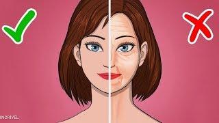 видео Ночные маски для лица: как помочь коже во время сна?