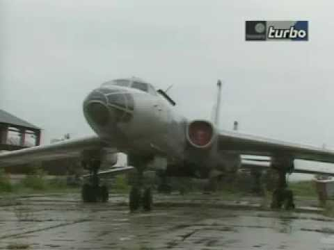 Tupolev Tu-16 Badger Soviet twin-engine jet heavy bomber