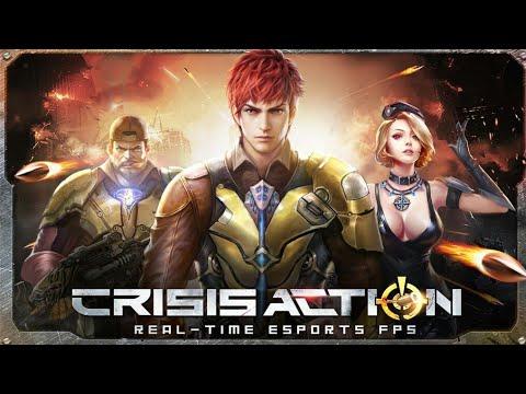 Pertempuran terparah Crisis Action